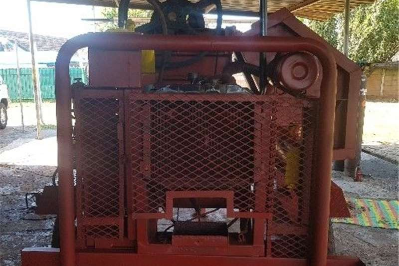 Fire fighting trailers MOBILE JAW CRUSHER Agricultural trailers