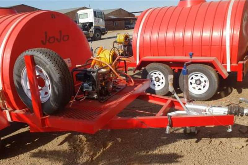 Fire fighting trailers New 2500 ltr h/speed firefighting trailers Agricultural trailers