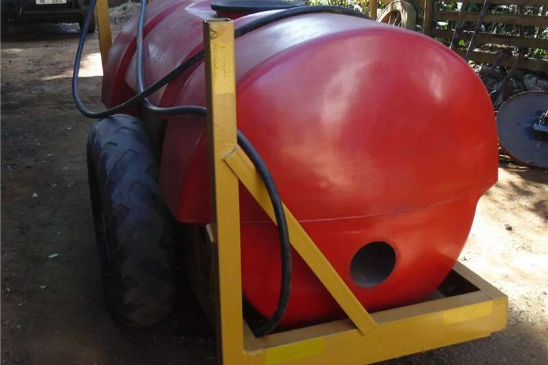 Fire fighting trailers Water Cart For Sale Agricultural trailers
