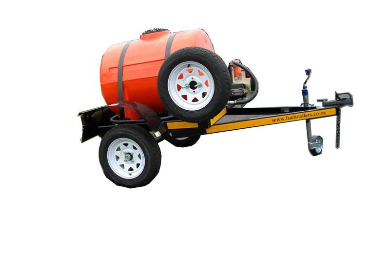 Fuel bowsers Custom 500 Litre Fuel Bowser Agricultural trailers