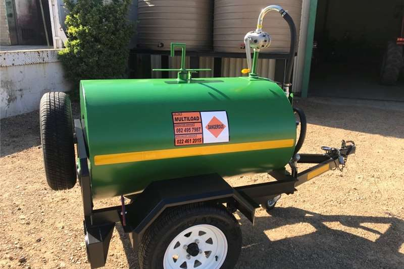 Agricultural trailers Fuel bowsers Diesel Bowser for hire
