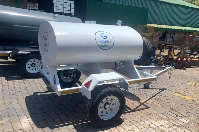 Fuel bowsers Diesel Bowsers Agricultural trailers
