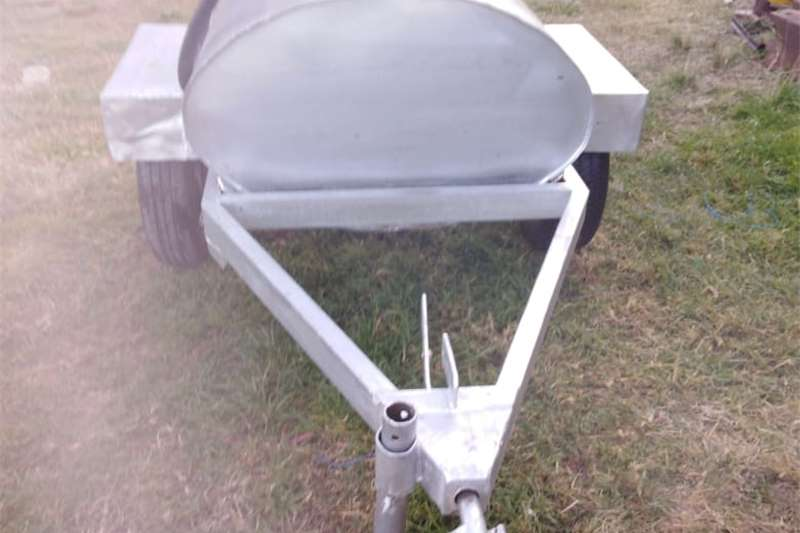 Fuel bowsers Diesel tank Agricultural trailers