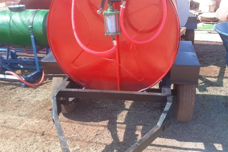 Agricultural trailers Fuel bowsers diesel trailer