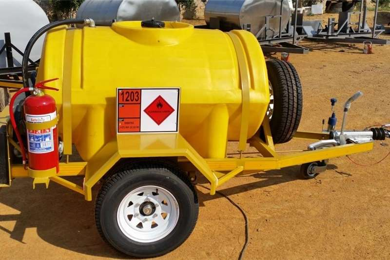 Fuel bowsers Diesel Trailer Agricultural trailers