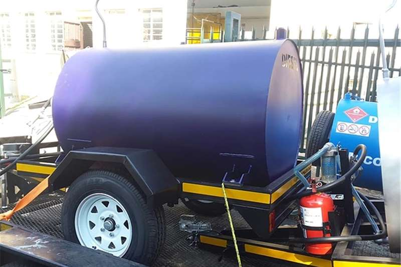 Fuel bowsers Diesel Trailers Agricultural trailers
