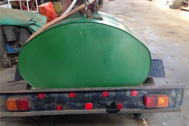 Agricultural trailers Fuel bowsers Dieselkar