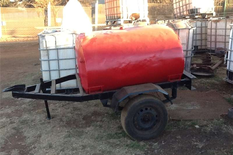 Agricultural trailers Fuel bowsers dieser trailer
