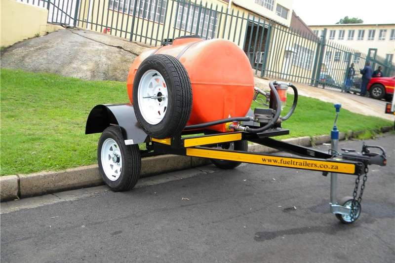 Fuel bowsers FUELTRAILERS Agricultural trailers