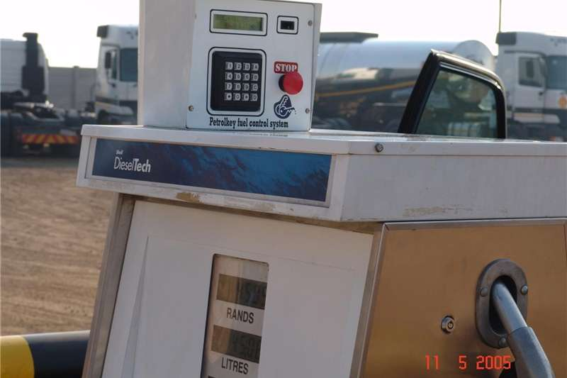 Agricultural trailers Fuel trailers PetroKey   Affordable Fuel Management System