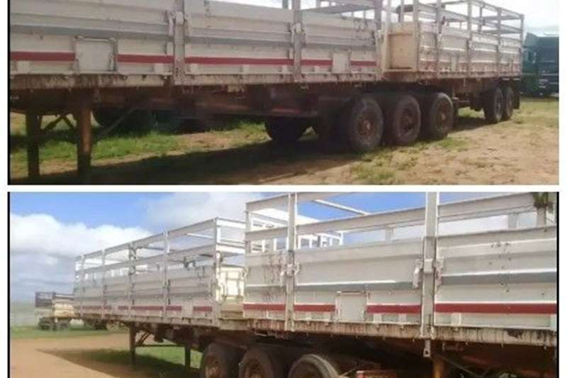 Game trailers Afrit Trailer Agricultural trailers