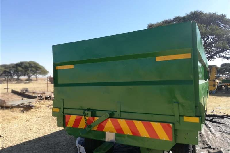 Grain trailers 10 ton maize trailer for sale Agricultural trailers
