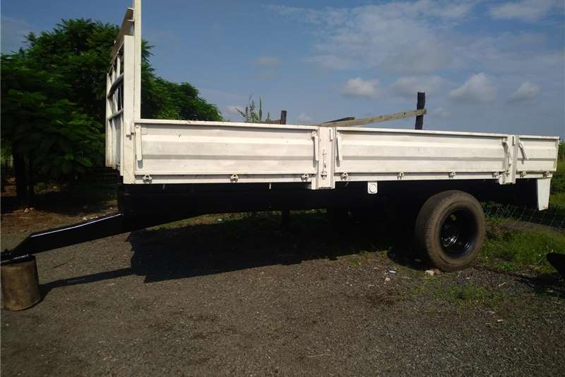 Agricultural trailers Grain trailers Tractor Drawn Farm trailer