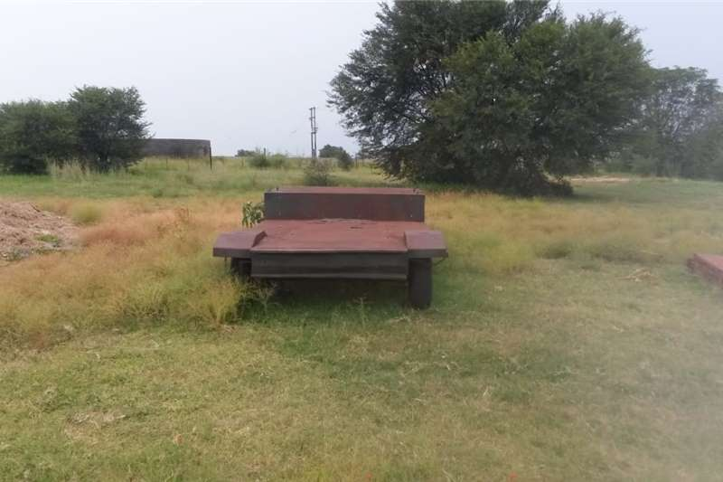 Agricultural trailers Heavy duty trailer