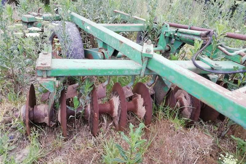 Agricultural trailers John Shreeder 24 skottel dis