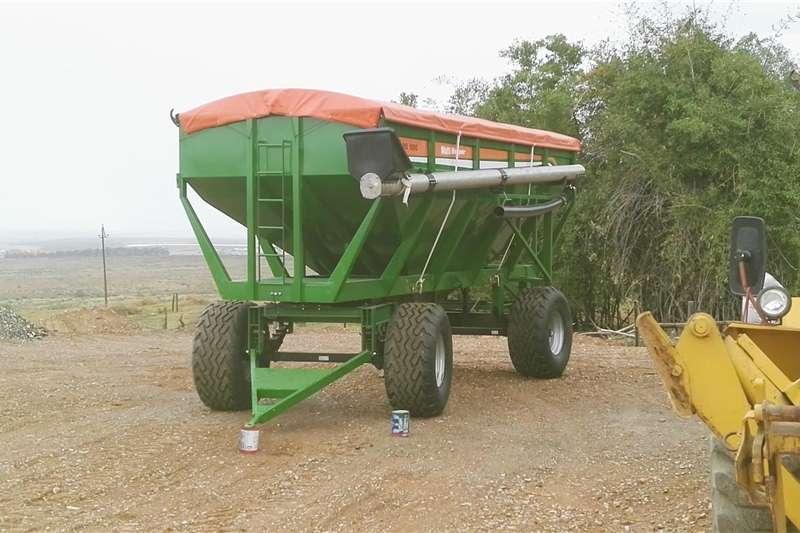 Agricultural trailers KUNSMIS MASSA SLEEPWA