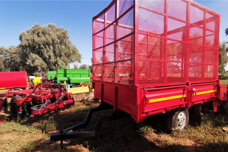 Livestock trailers 2.5 TONS Agricultural trailers