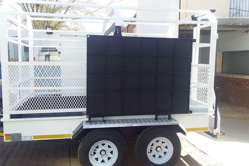 Livestock trailers 3M Cattle Trailer Agricultural trailers