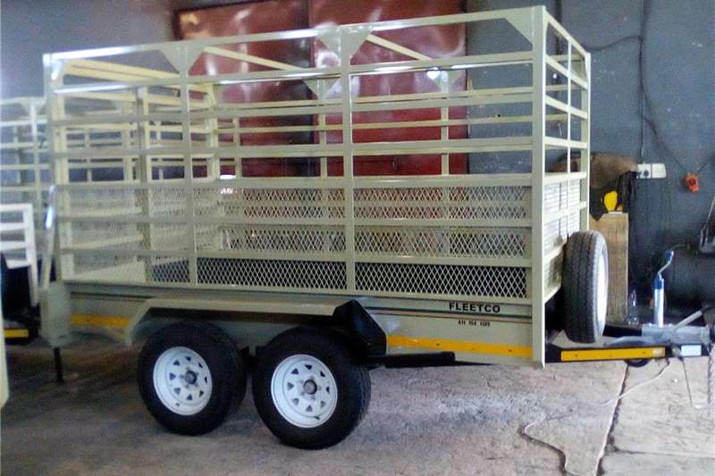 Livestock trailers 3m Cattle trailers for sale Agricultural trailers