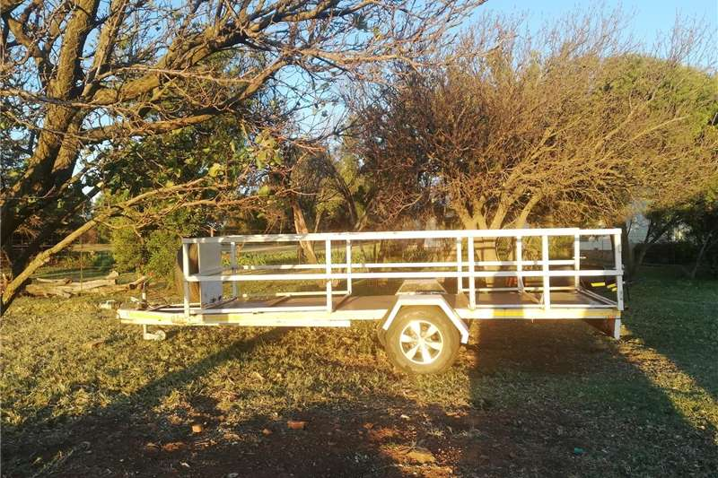 Livestock trailers Bale trailer Agricultural trailers