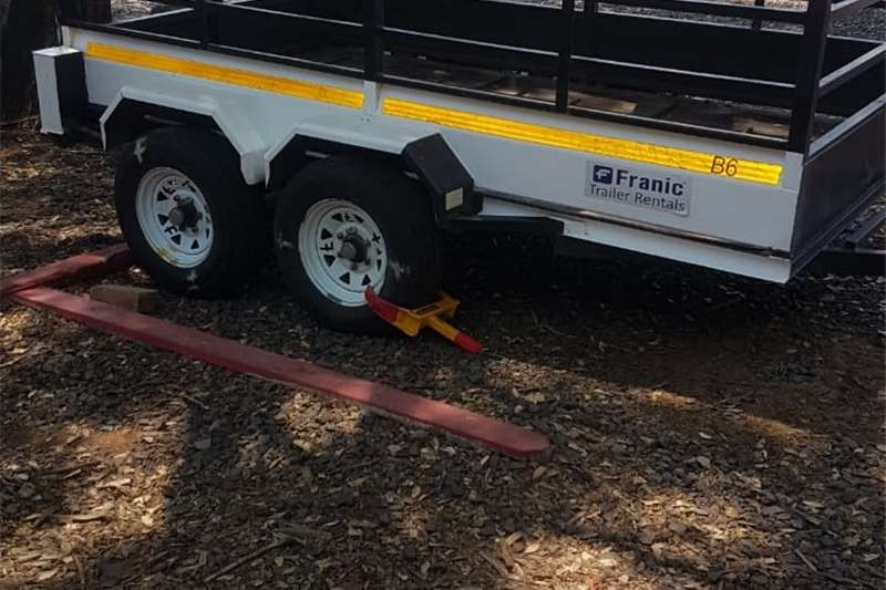 Livestock trailers Cattle trailer Agricultural trailers