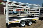 Livestock trailers cattle trailer special Agricultural trailers