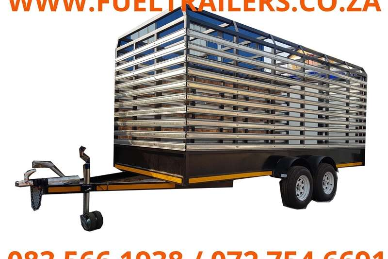 Livestock trailers cattle trailere Agricultural trailers