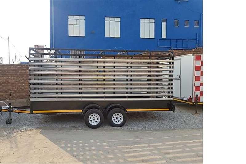 Agricultural trailers Livestock trailers Cattle Trailers for sale