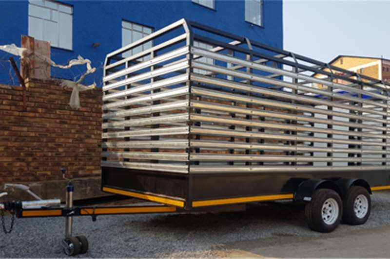Livestock trailers cattle trailers Agricultural trailers