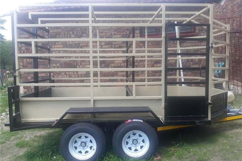 Livestock trailers Livestock trailer Agricultural trailers