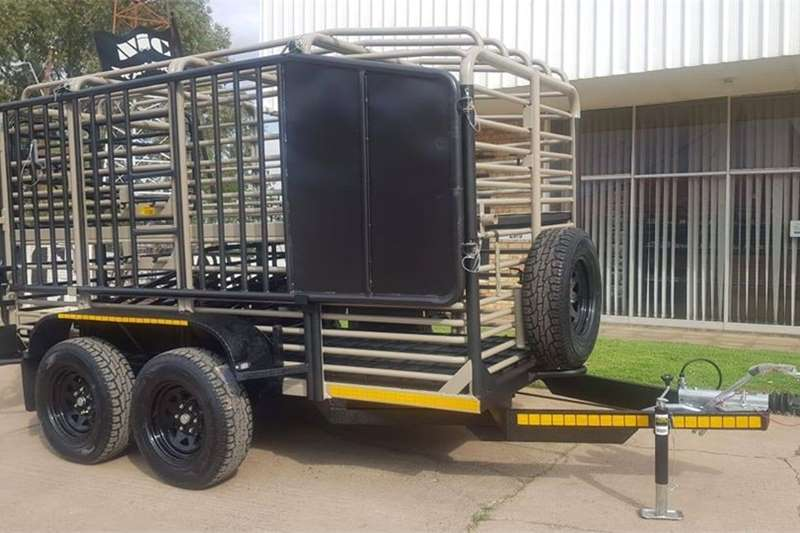 Agricultural trailers Livestock trailers NEED A TRAILER ? CATTLE TRAILERS AND OTHERS
