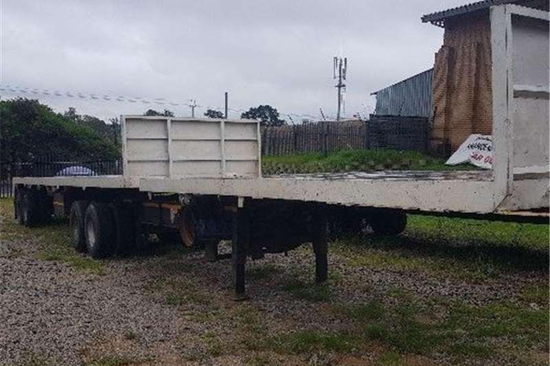 Mass side trailers HENRED SUPERLINK Agricultural trailers