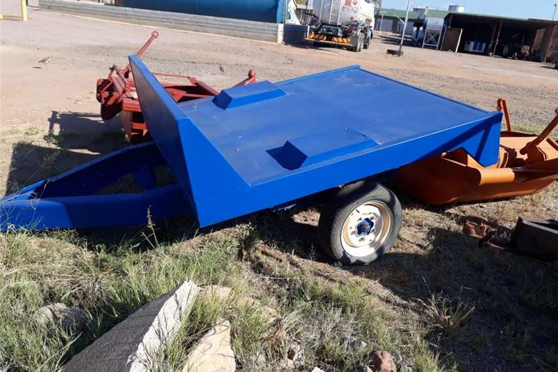 Agricultural trailers Other agricultural trailers 1 Ton Sleepwa