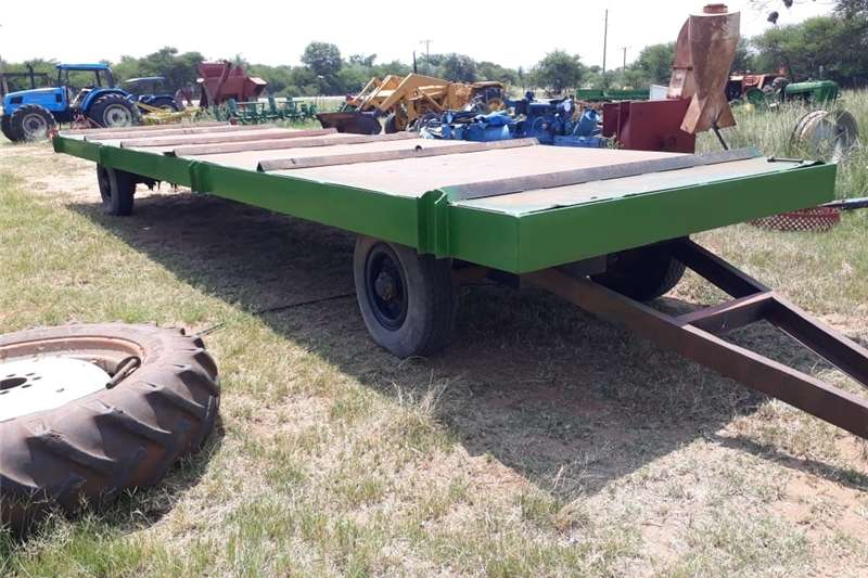 Agricultural trailers Other agricultural trailers 10m 30 ton sleepwa