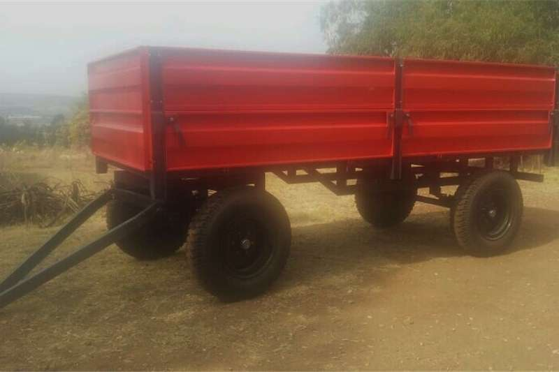 Agricultural trailers Other agricultural trailers 10Ton Bulk trailer 2000