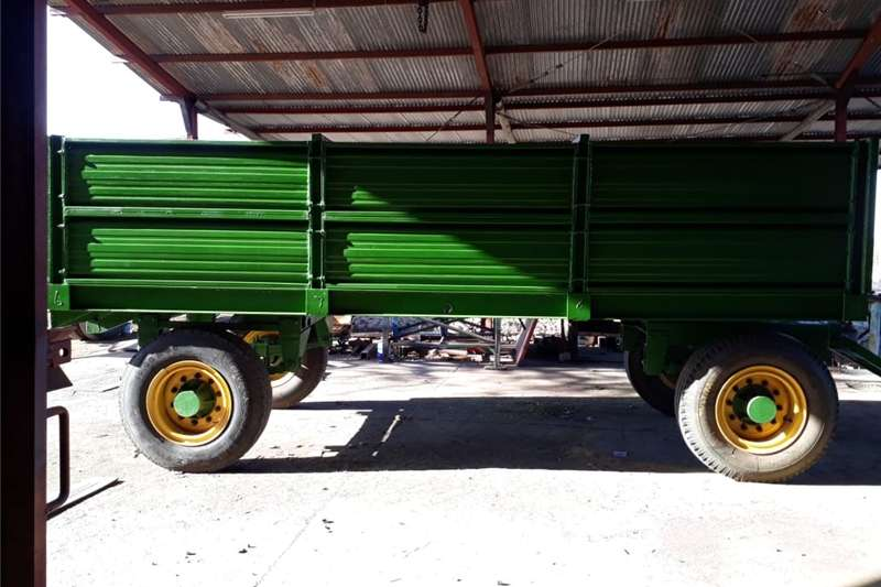 Agricultural trailers Other agricultural trailers 12 ton sleepwa
