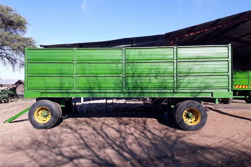 Agricultural trailers Other agricultural trailers 18 ton sleepwa