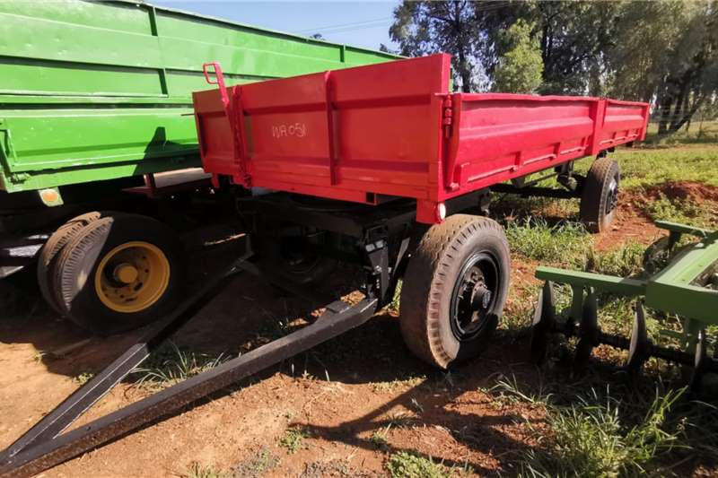 Agricultural trailers Other agricultural trailers 8 TONS 1980