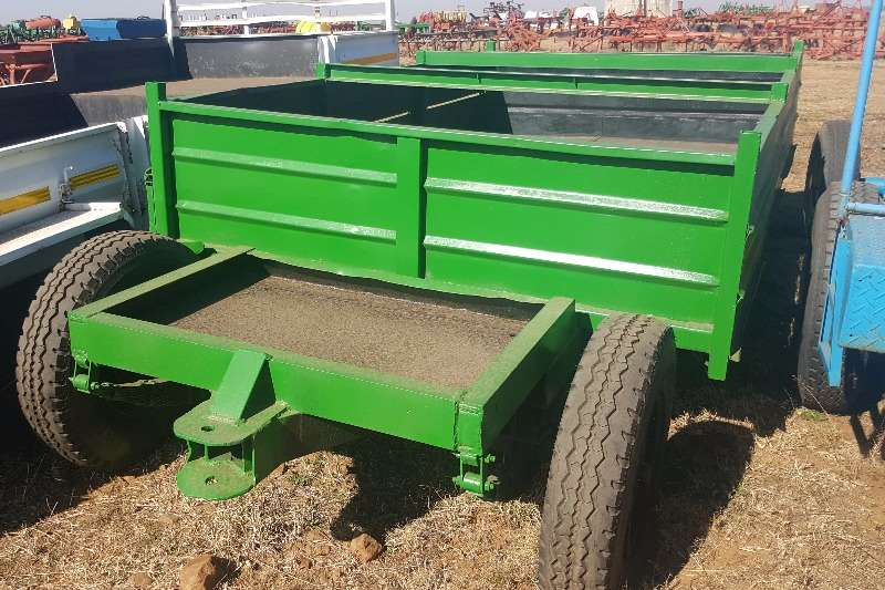 Agricultural trailers Other agricultural trailers Citrus Trailer