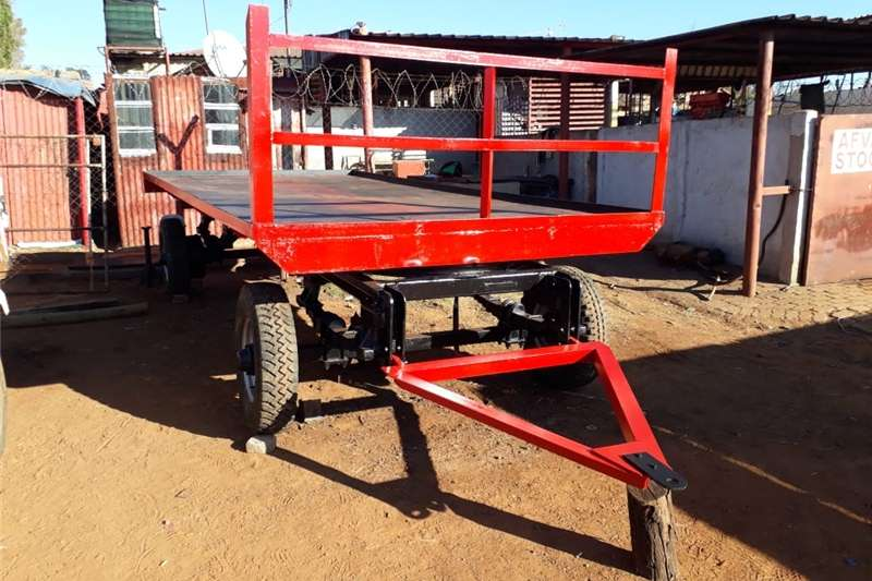 Agricultural trailers Other agricultural trailers farm trailer flatbed