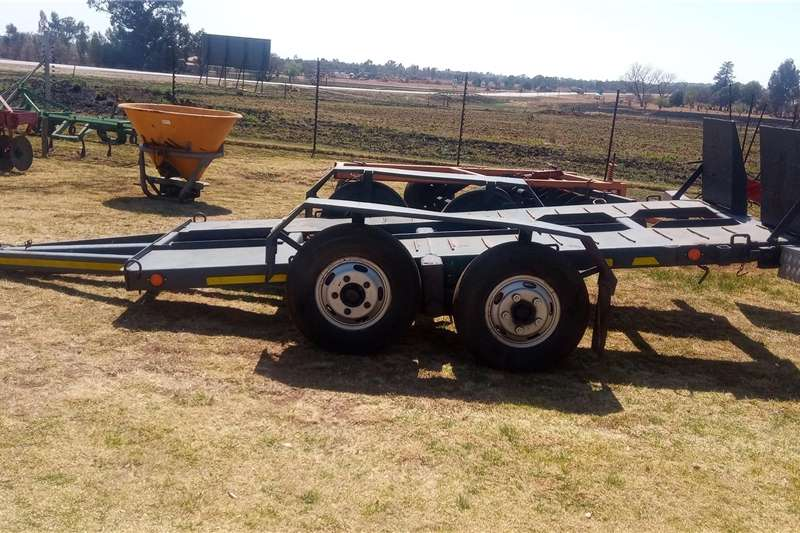 Agricultural trailers Other agricultural trailers Farming Implements