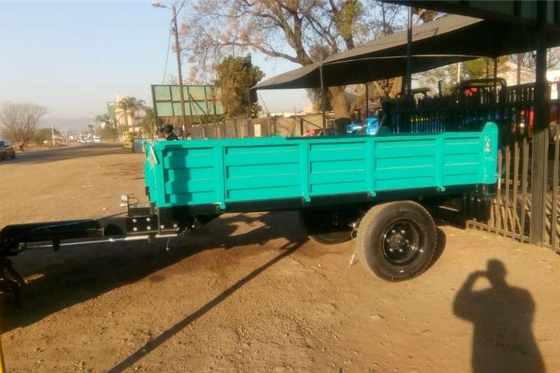 Agricultural trailers Other agricultural trailers Feeler 5 Ton Tip Trailer / Tip Wa New Implement