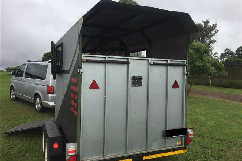 Agricultural trailers Other agricultural trailers Horsebox for sale