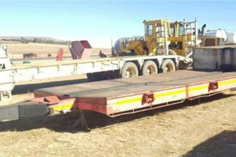 Agricultural trailers Other agricultural trailers Implement Trailer 12m