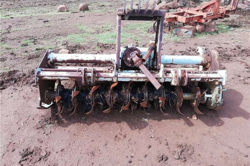Agricultural trailers Other agricultural trailers Rotivator
