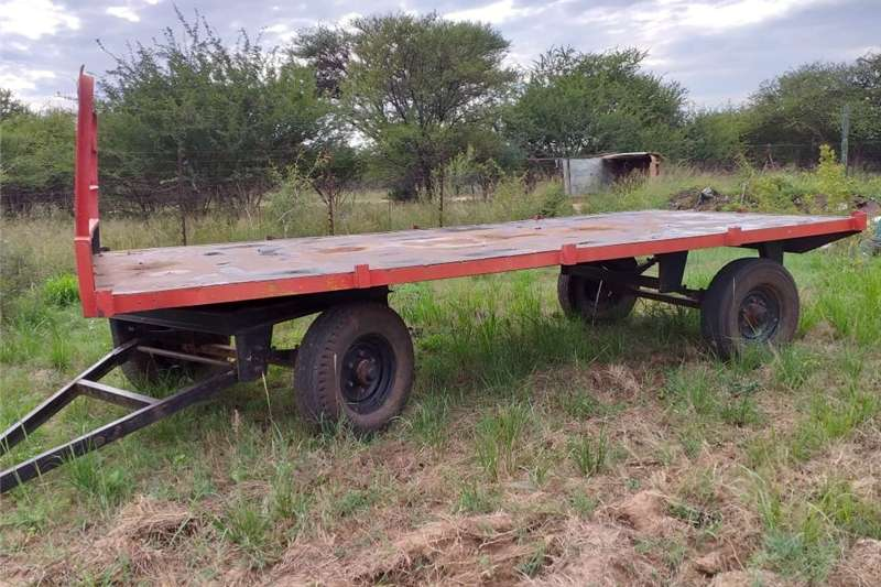 Agricultural trailers Other agricultural trailers Sleepwa 7Ton