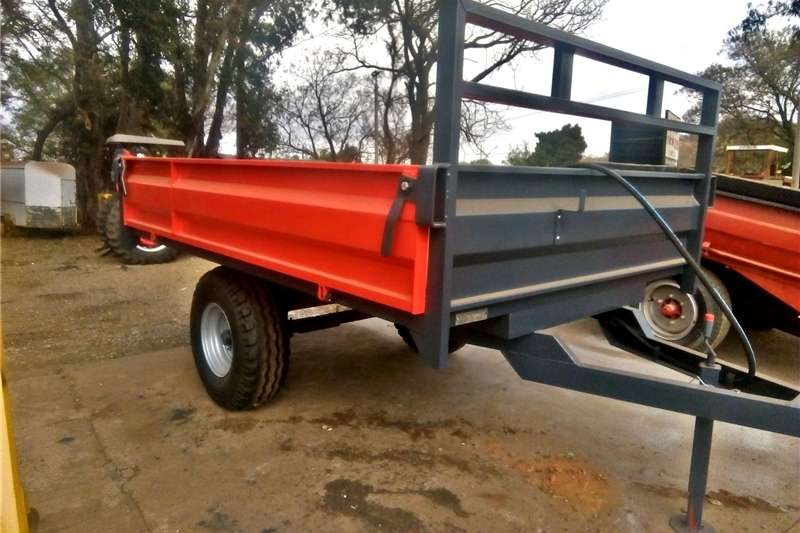 Agricultural trailers Other agricultural trailers Verrigter 5 Ton Tip Trailer / 5 Ton Tip Wa New Tr