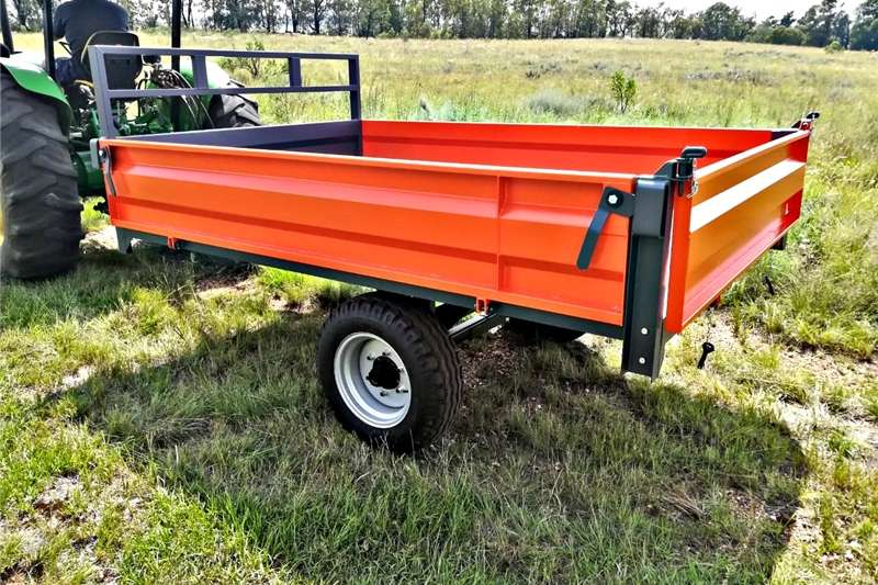 Agricultural trailers Other agricultural trailers Verrigter 5 Ton Tipper Trailer New Trailer