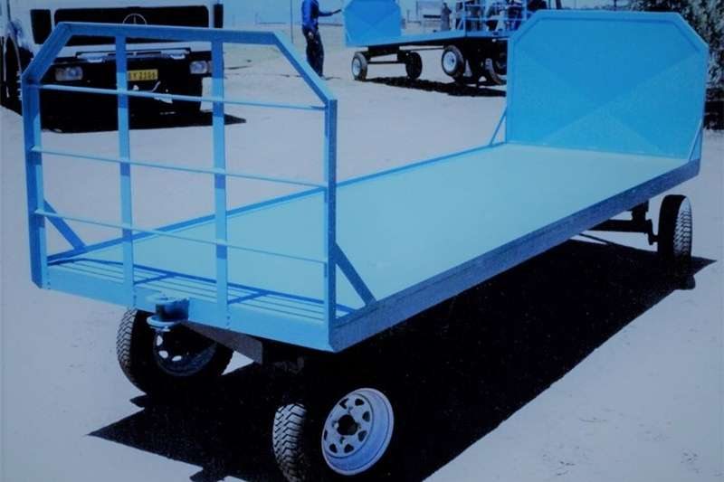 Agricultural trailers Other agricultural trailers WINGERD SLEEPWA
