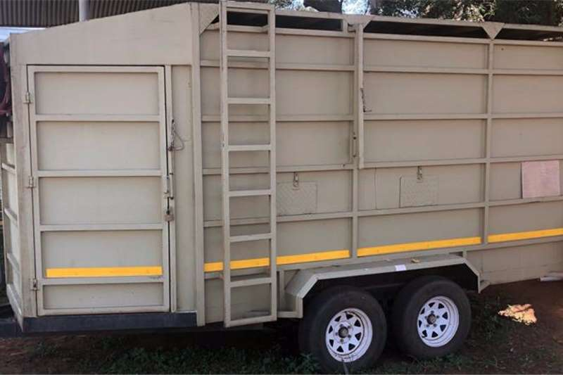Platinum Game Trailer For Sale Agricultural Trailers Farm